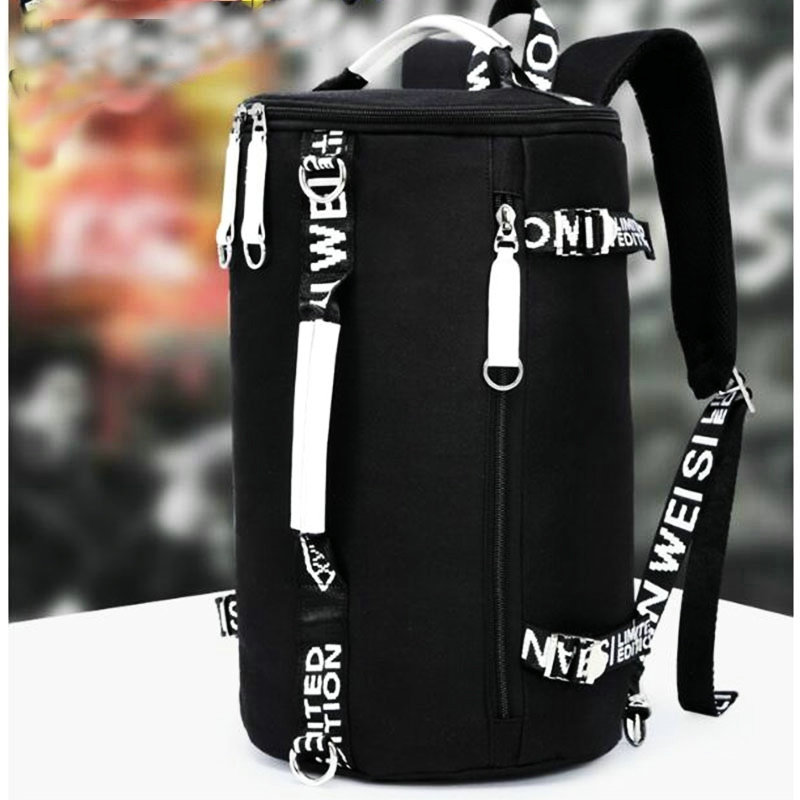 Sport Bag Men For Gym Multifunctional Travel Storage Bag Oxford Waterproof Travel Backpack Women Yoga Storage Crossbody Bags