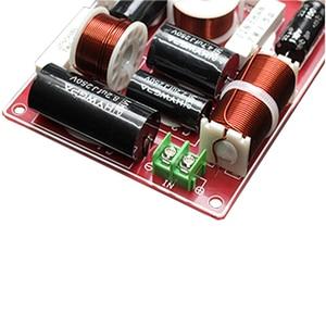 Image 5 - مكبر صوت من Tenghong مزود بثلاث طرق للمنزل بقوة 200 واط مع مكبر صوت ذو ثلاثة أضعاف 4/8 أوم مكبر صوت بتصميم عالمي متقاطع ومفرق ترددي يمكن صنعه بنفسك