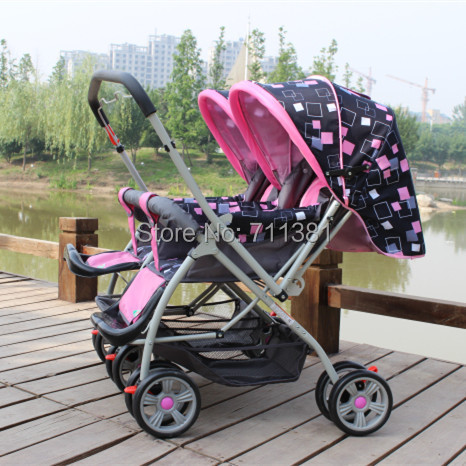 5 Colors Optional Twins Baby Stroller On Sale Baby Car Strollers ...