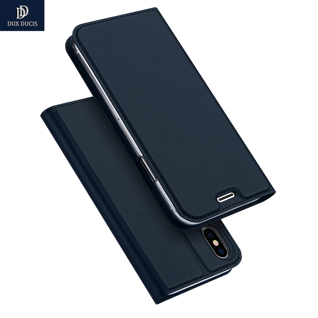 Flip Cover For Apple iPhone X Case Luxury PU Leather Wallet Phone Cases For iPhone 6 6s Plus 7 8 Plus