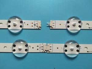 Image 4 - ใหม่ 10 ชุด = 40 PCS LED Strip สำหรับ LG 49UV340C 49UJ6565 49UJ670V V17 49 R1 L1 ART3 2862 2863 6916L 2862A 6916L 2863A