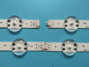 Image 4 - New 10set=40 PCS LED strip For LG 49UV340C 49UJ6565 49UJ670V V17 49 R1 L1 ART3 2862 2863 6916L 2862A 6916L 2863A