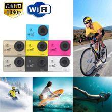 C3 Bicycle Surfing skiing Swimming New Full HD 1080P WIFI H16 Action Sport Camera Camcorder Waterproof HDMI HD Output Web Camera