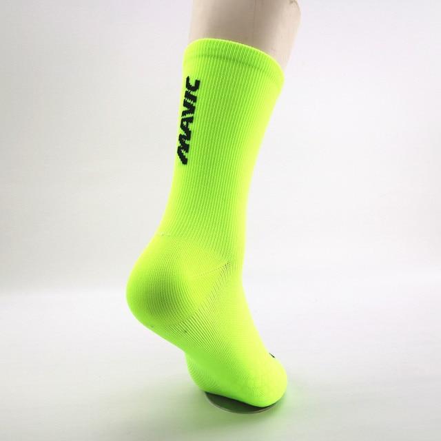 2020 nova marca esporte ciclismo meias ao ar livre das mulheres dos homens correndo basquete escalada meias 4