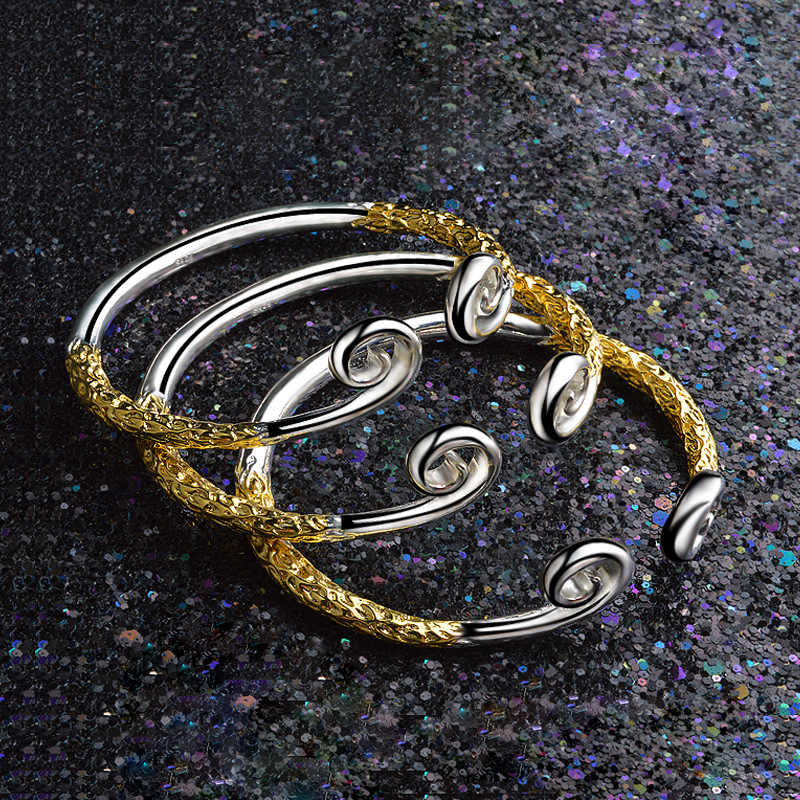 Mode Zwangsjacke Armband Silber Überzogene Armbänder & Armreifen Für Frauen Schmuck Pulseiras Femme Pulseras Pulseira Bileklik 263