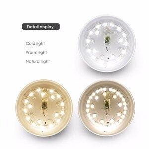 Image 5 - Ultra cienkie doprowadziły sufitu doprowadziły lampy sufitowe oświetlenie oprawa nowoczesna lampa salon sypialnia kuchnia montażu powierzchniowego zdalnego sterowania