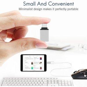 Image 5 - Type C vers USB 3.0 adaptateur OTG adaptateur USB adaptateurs convertisseur pour Xiaomi 4C 4S 5S Plus Oneplus 3T 2 3 Nubia Z11 Z11 mini