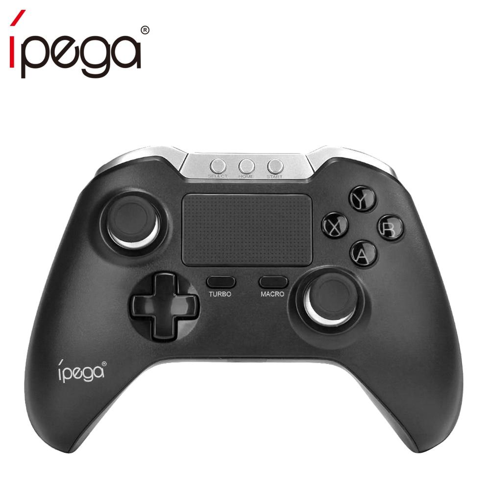IPEGA PG-9069 PG 9069 manette de jeu sans fil Bluetooth manette contrôleur de jeu souris tablette tactile pour Android/iOS tablette PC Smartphone