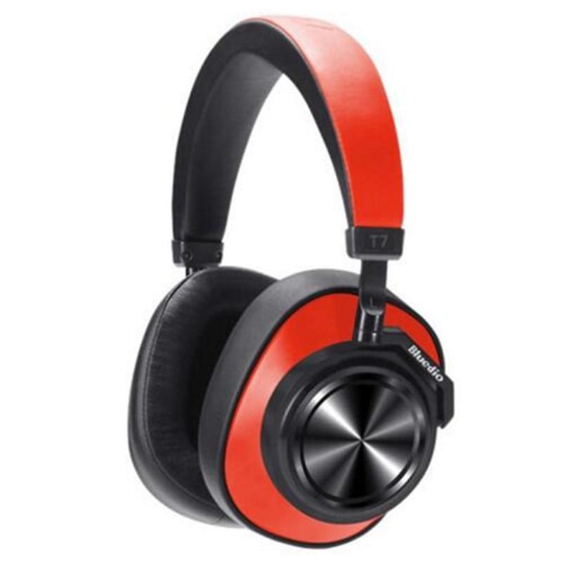 Nouveau casque Bluetooth Bluedio T7 casque HiFi anti-bruit actif défini par l'utilisateur avec prise en charge de la reconnaissance faciale Amazon Web - 4