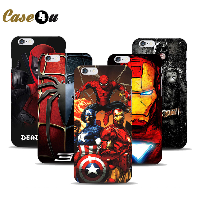 coque iphone 6 marvel