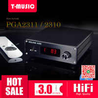 PREAMPLIFICADOR de Control remoto de alta gama F3 PGA2310 PGA2311 con Bluetooth 4,2
