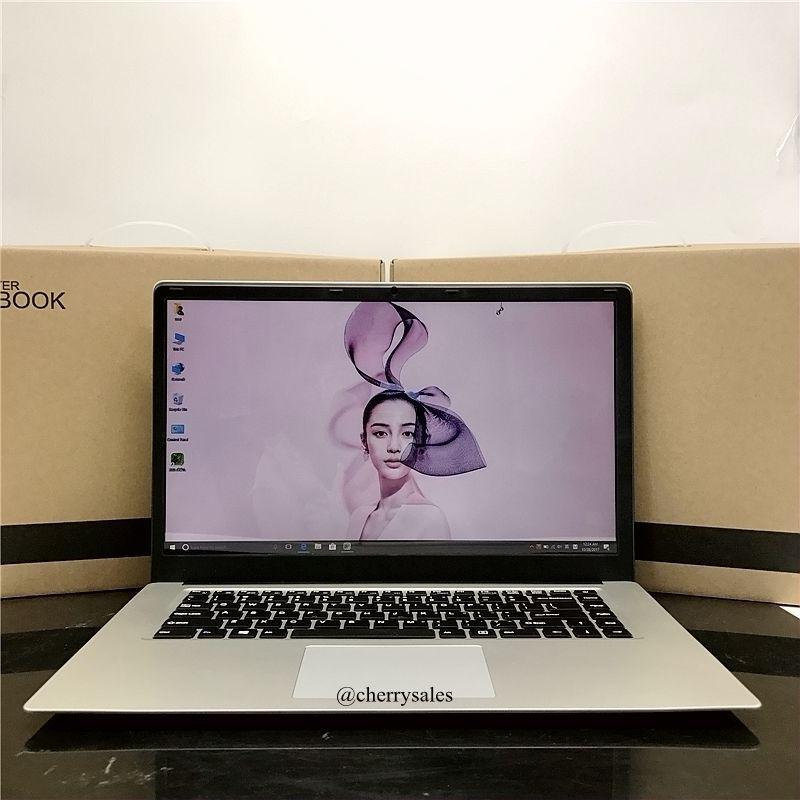 Новый 15.6 дюймов ноутбука Бесплатная доставка Высокое качество Ultrabook 4 ГБ Оперативная память + 64 г Встроенная память с Оконные рамы 10 Тетрадь