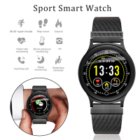 Blood Pressure Q28 Smart Watch IP68 Waterproof Heart Rate Monitor Multiple Sport Fitness Activity Tracker Wearable Connect Watch