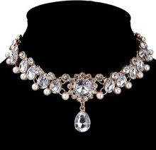 MX0253 WThe bride deserve to act the role of speed sell tong short Accessories pendant Silver Snake Chain collar necklaces