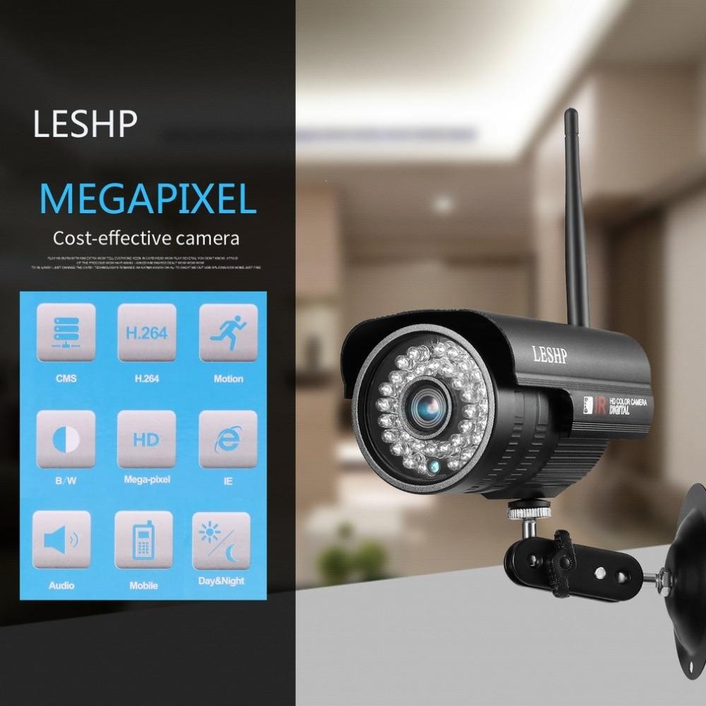 1080P 2.0 Megapixel Progressive CMOS Sensor 36pcs IR LED With WIFI Color CCD IP Camera for Home Security1080P 2.0 Megapixel Progressive CMOS Sensor 36pcs IR LED With WIFI Color CCD IP Camera for Home Security