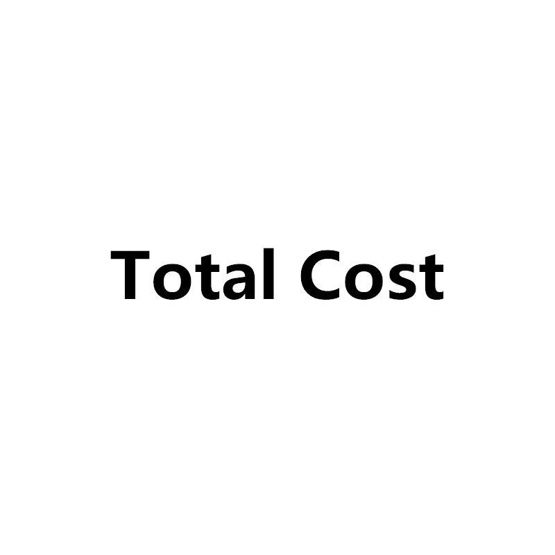 Insgesamt kosten