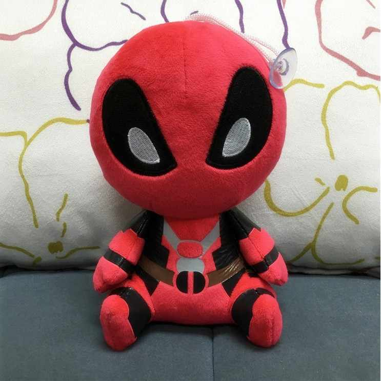 "Deadpool Marvel Plush Soft Toy Stuffed Boneca 8 ""20 cm"