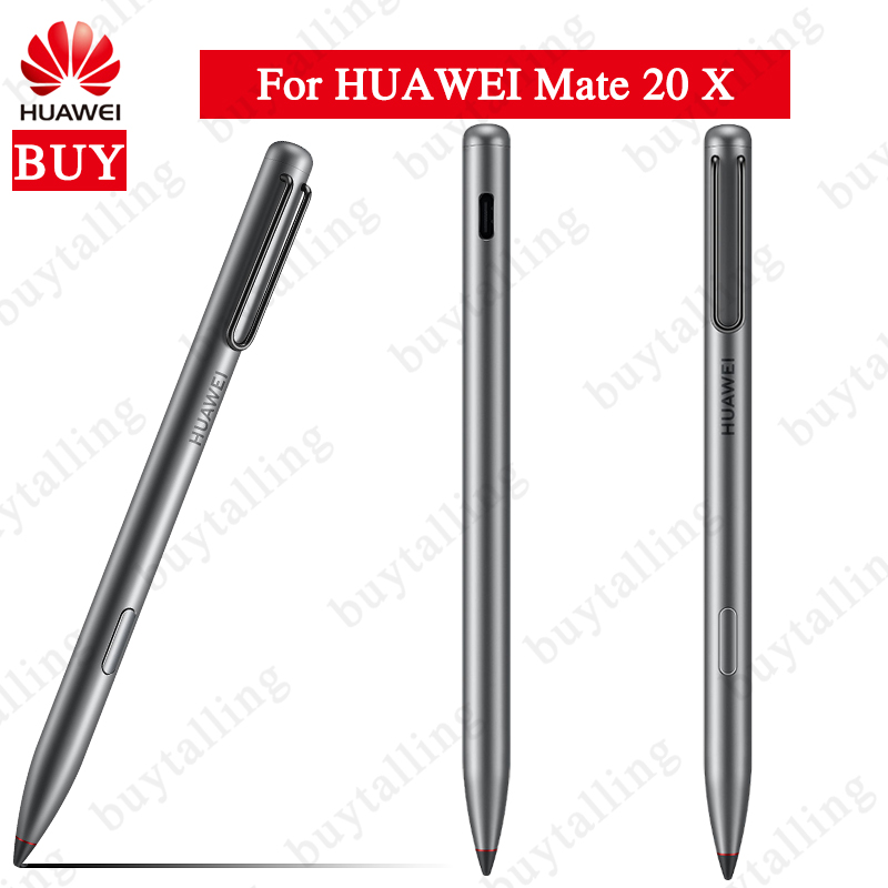 Original HUAWEI M Pen HUAWEI Mate20 X Stylus Only Compatible for HUAWEI MATE 20X Touch Pen C-Ever-Pen for Mate 20 X Phone батарейки заряжаемые от usb