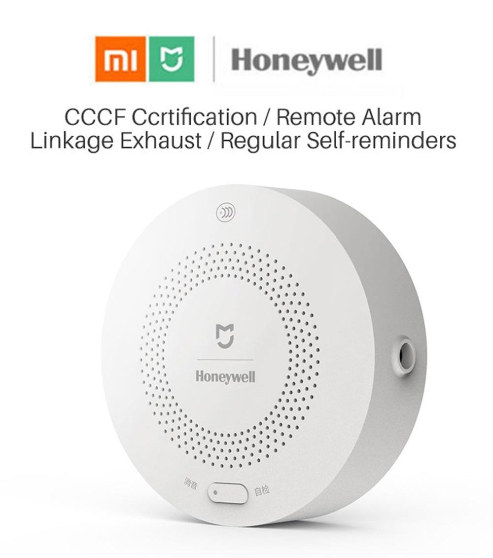 Zigbee Xiaomi Honeywell Gasdetektor