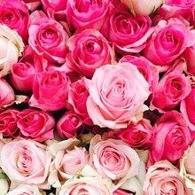цена на 20pcs/lot Diameter 10cm Silk Rose Flower Head Artificial Rose Flowers Handmade DIY Wedding Home Decoration