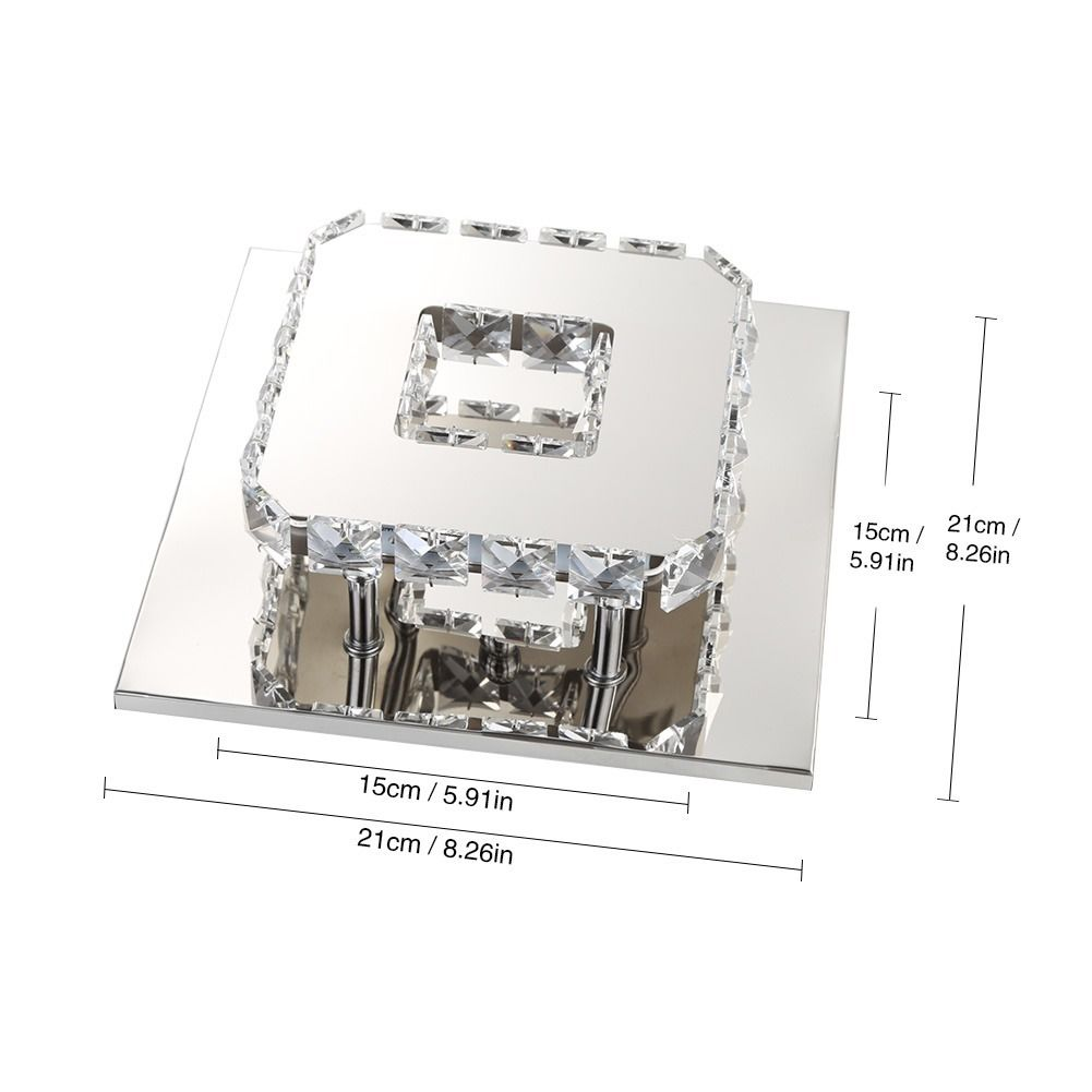 luminaria pendente teto em cristal lustre 04