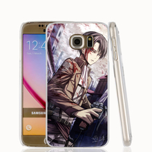 17771 shingeki нет kyojin нападение на titan манга аниме сотовый телефон case обложка для samsung galaxy s7 edge plus s6 s5 s4 s3 мини