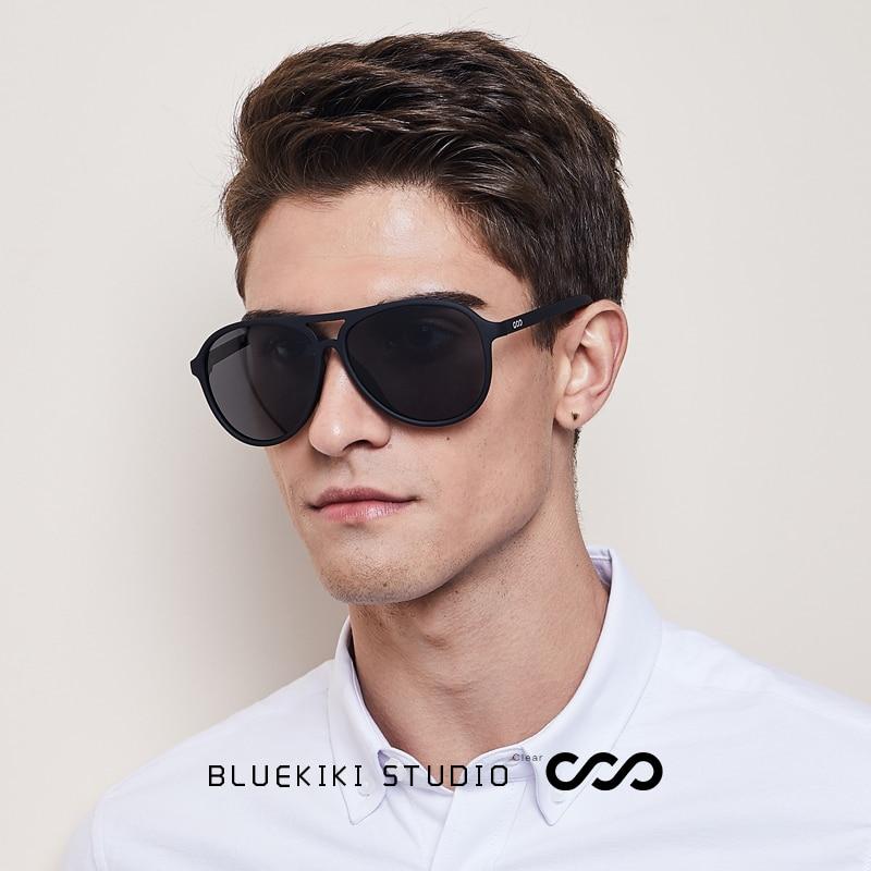 e8bc829085 KIKI Men s Polarized Sunglasses Pilot 2019 New Women Brand Designer Male  Sun Glasses UV400 Driving TR90