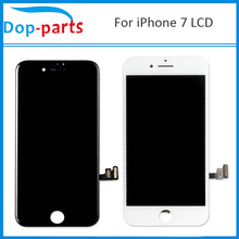 цены на 50Pcs Wholesale Price LCD For iPhone 7 LCD Display Touch Screen LCD Assembly Digitizer Glass LCD Replacement Parts DHL Shipping  в интернет-магазинах