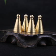 Fragrance fragrance of pure copper top sweet model Indian incense cone mold Tower