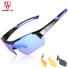 Anti-UV Bicycle Cycling Glasses Mountain Bike Polarized Cycling Sunglasses For M