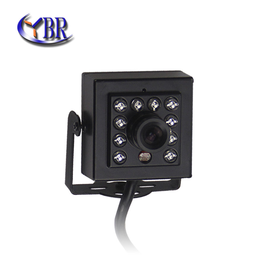 ФОТО  800tvl Micro Cctv Security Video Analog Camera Night Vision Mini Surveillance 36mm Lens Home Safety
