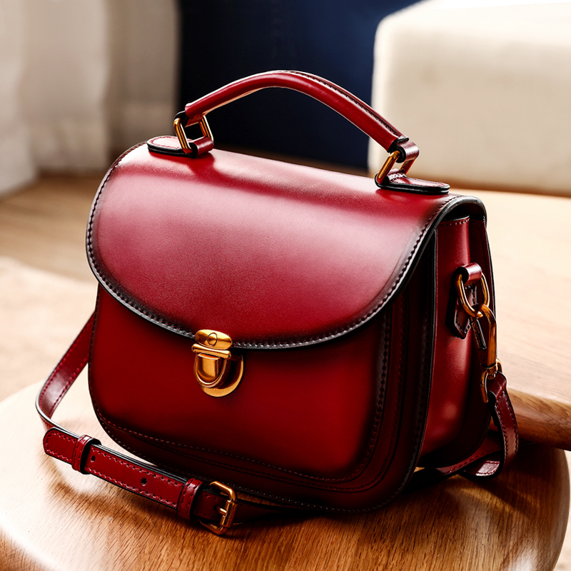 Brand Luxury Shoulder Bag Women Fashion Natural Leather Versatile Handbags Casual Crossbody Bags for Ladies Messenger Bag Pack цены