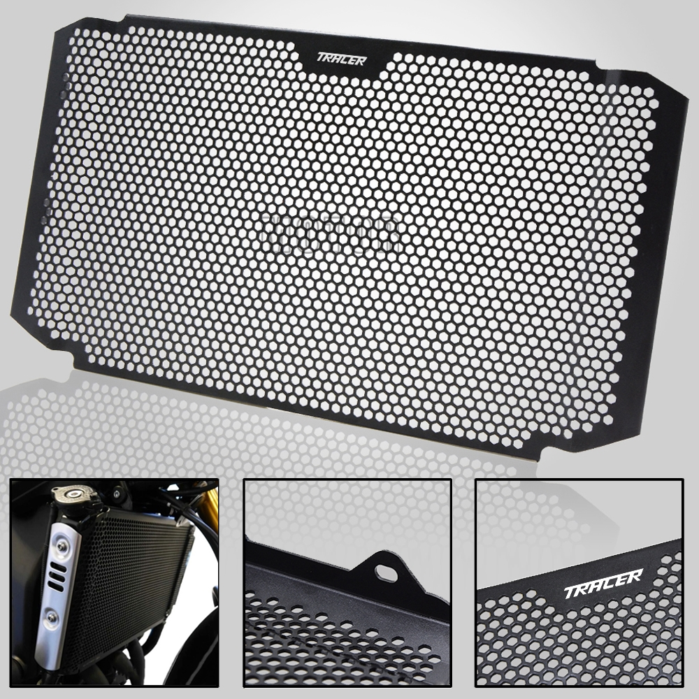 For Yamaha Tracer 900 2018 2019 Tracer900 Motorcycle Accessories Motor Frames Fittings Radiator Grille Guards Cover Protection-in Covers & Ornamental Mouldings from Automobiles & Motorcycles