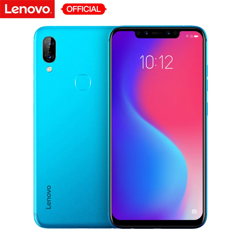 Lenovo S5 Pro Global Version 6GB 128GB 20MP Four cams Mobile Phone 6.2inch FHD+ 1080P Snapdragon 636 3500mAh 4G LTE Smartphone