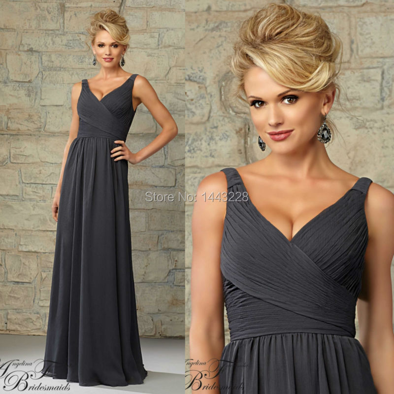 Online Get Cheap Charcoal Dress Bridesmaid -Aliexpress.com ...