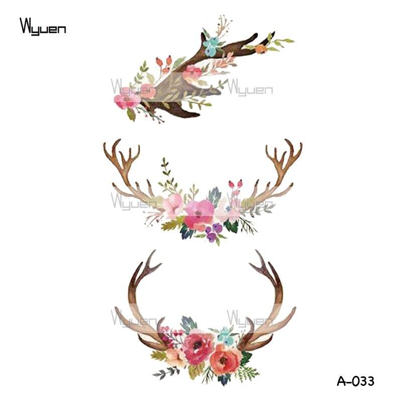 NOVO Vruće dizajn Privremena tetovaža za odrasle Vodootporna Tatoo - Tetovaže i tjelesna umjetnost - Foto 2