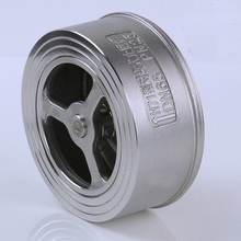 DN15 DN20 DN25 Wafer Check Valve