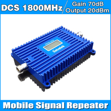 LCD Display GSM 1800 Mhz Booster DCS Repeater Cell Phone Signal Amplifier 1800mhz DCS Signal Booster