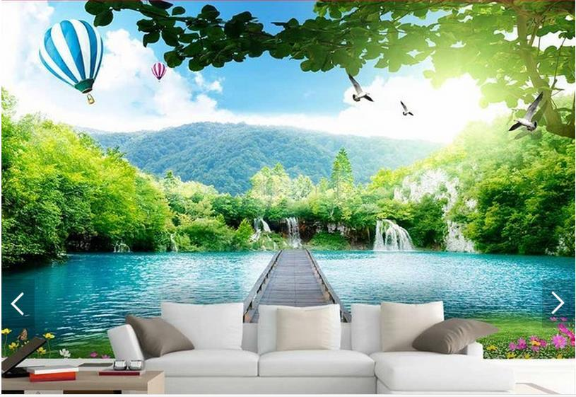 Customized 3d Photo Wallpaper 3d Tv Wall Wallpaper Murals