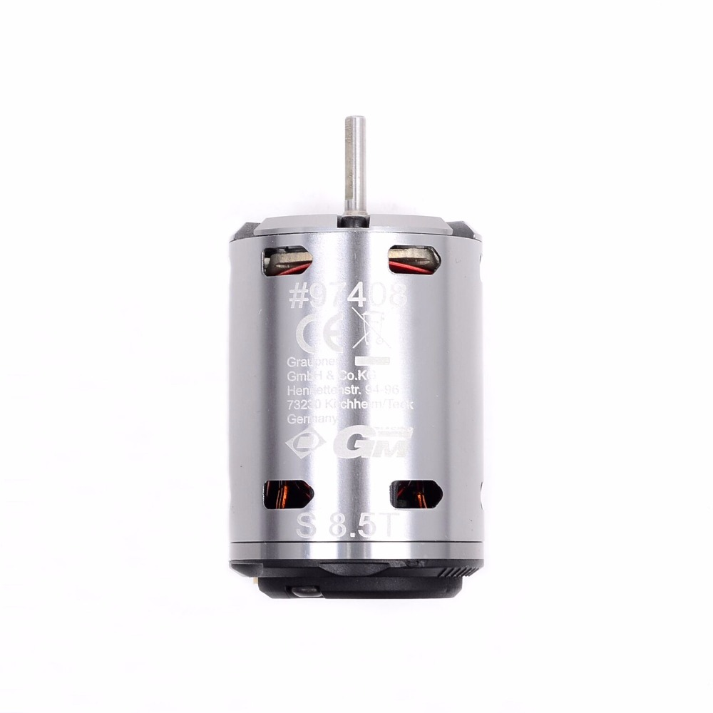 Graupner BRUSHLESS GM RACE 8.5T Sensored Brushless Motor for RC  1/10 Buggy Touring Car free shipping free shipping skyrc toro ts50 1 10 50a sensored brushless esc for 1 10 rc scale car model buggy touring car