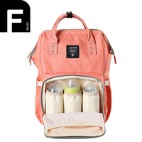 Fashion Mummy Maternity Nappy Backpack Large Capacity Baby Bag Travel Backpack Diaper Nursing Bag For Baby