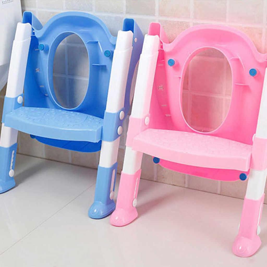 Детский горшок унитаз тренировочное сиденье шаг лестница-стул регулируемый тренировочный стул детский писуар приучение к горшку menino для детского порта