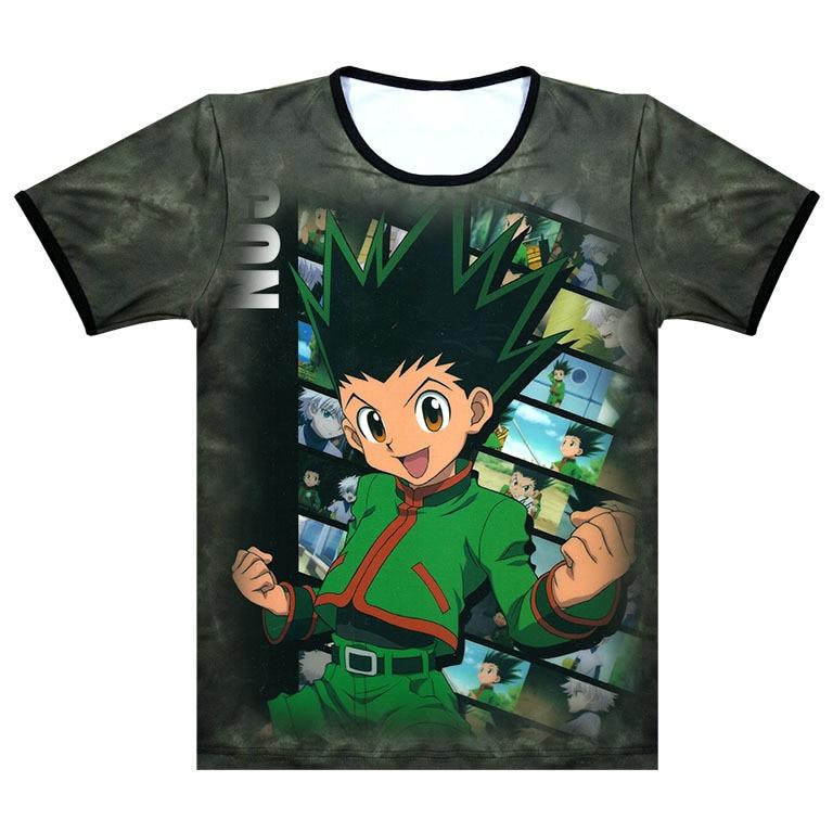 Hunter x hunter shirt