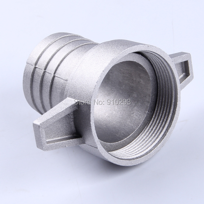 Gasoline Water Pumps Fittings 2 Inch Aluminum Pipe