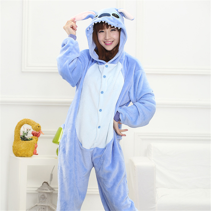 US Seller-Animal Bodysuit Kigurumi Unisex Cosplay Various Costume Sleepwear PKC1