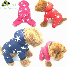 Waterproof Pet Dog Puppy Vest Jacket Chihuahua Clothing More Stars Warm Winter Clothes Coat Hoodies For Small Medium Dogs