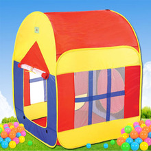 Children Tent Play fabric kid tents Game Playhouse Ball Pool for Indoor Outdoor Fun Baby Playing Toy