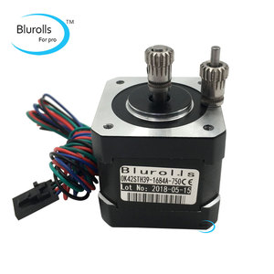 Prusa i3 MK3 экструдер двойной комплект передач, обновление Prusa i3 MK2/MK2S/MK2.5 части 3d принтера mk3 мотор шестерни