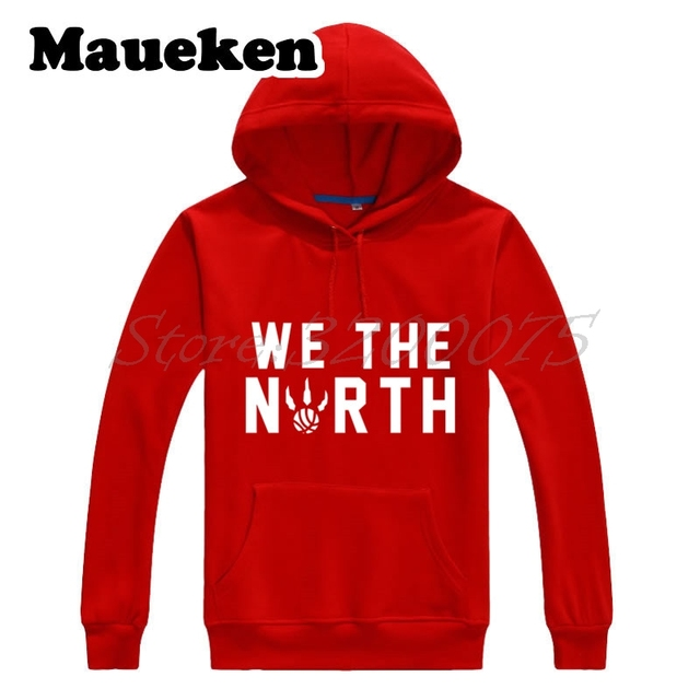 e711373a19f Men Hoodies We the North toronto Kyle Lowry Kawhi Leonard Sweatshirts Hooded  Thick Autumn Winter W17112215