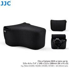JJC ดิจิตอลกล้องที่มีสีสันกระเป๋า 148 มม.(W) x 113 มม.(H) X 188 มม.(D) กระเป๋าขนาดใหญ่ DSLR Neoprene ขนาดใหญ่สำหรับ Canon Nikon
